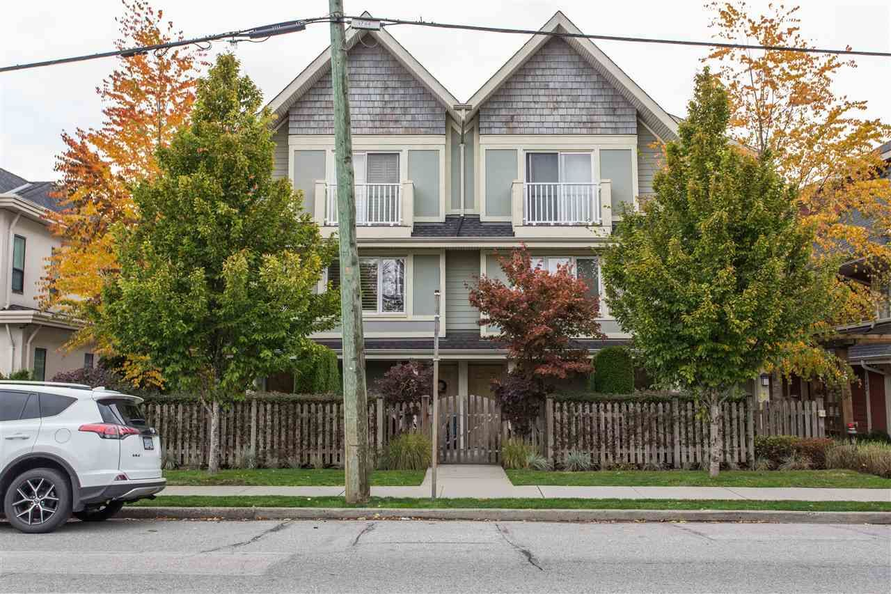 Main Photo: 1 315 E 33RD Avenue in Vancouver: Main Townhouse for sale (Vancouver East)  : MLS®# R2510575