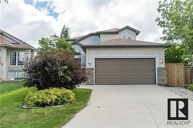Main Photo: 34 Baytree Court | Linden Woods Winnipeg