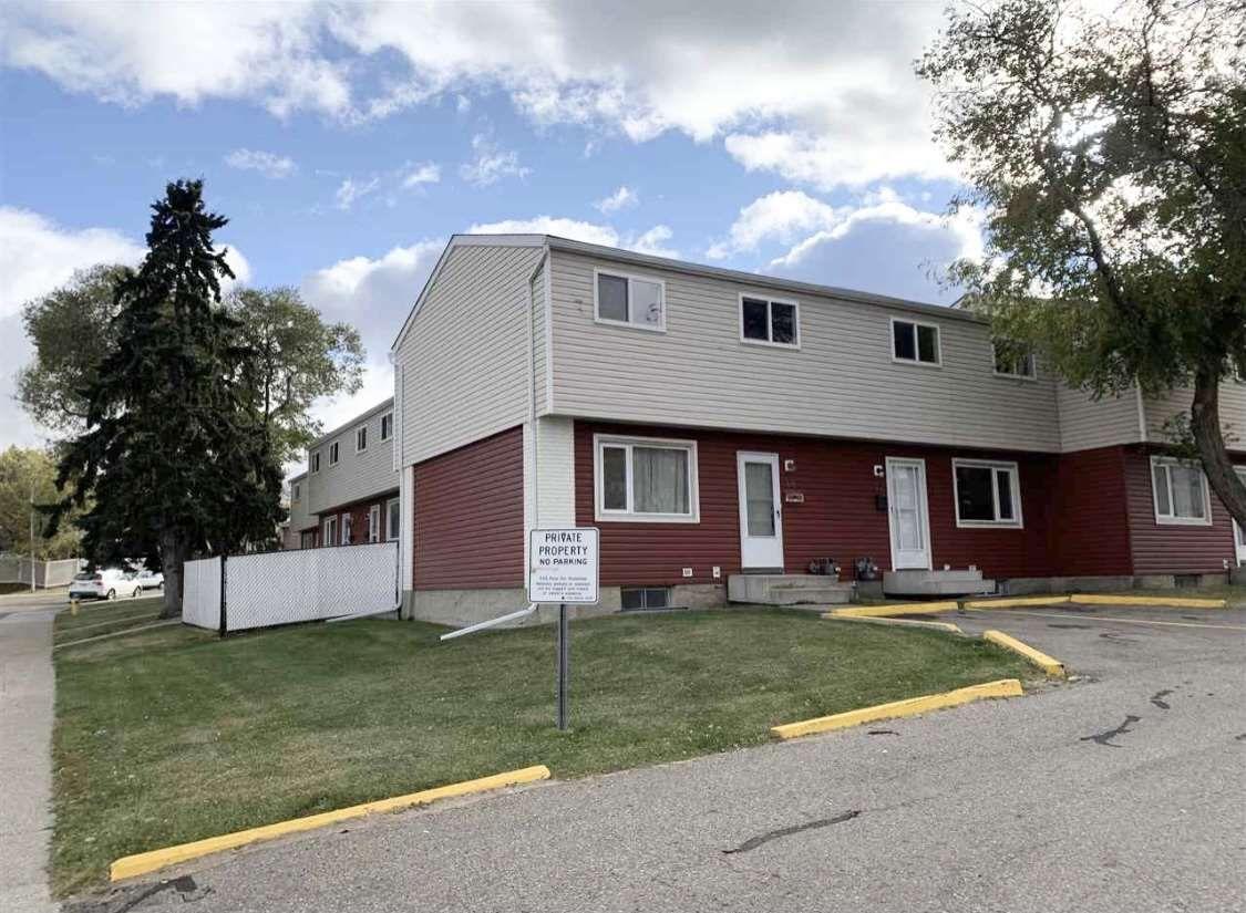 Main Photo: 68 HABITAT Crescent NW in Edmonton: Zone 35 Townhouse for sale : MLS®# E4225826