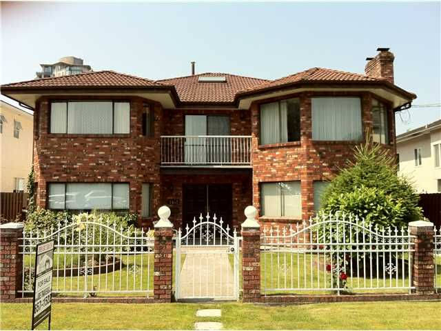 FEATURED LISTING: 5843 ELSOM Avenue Burnaby