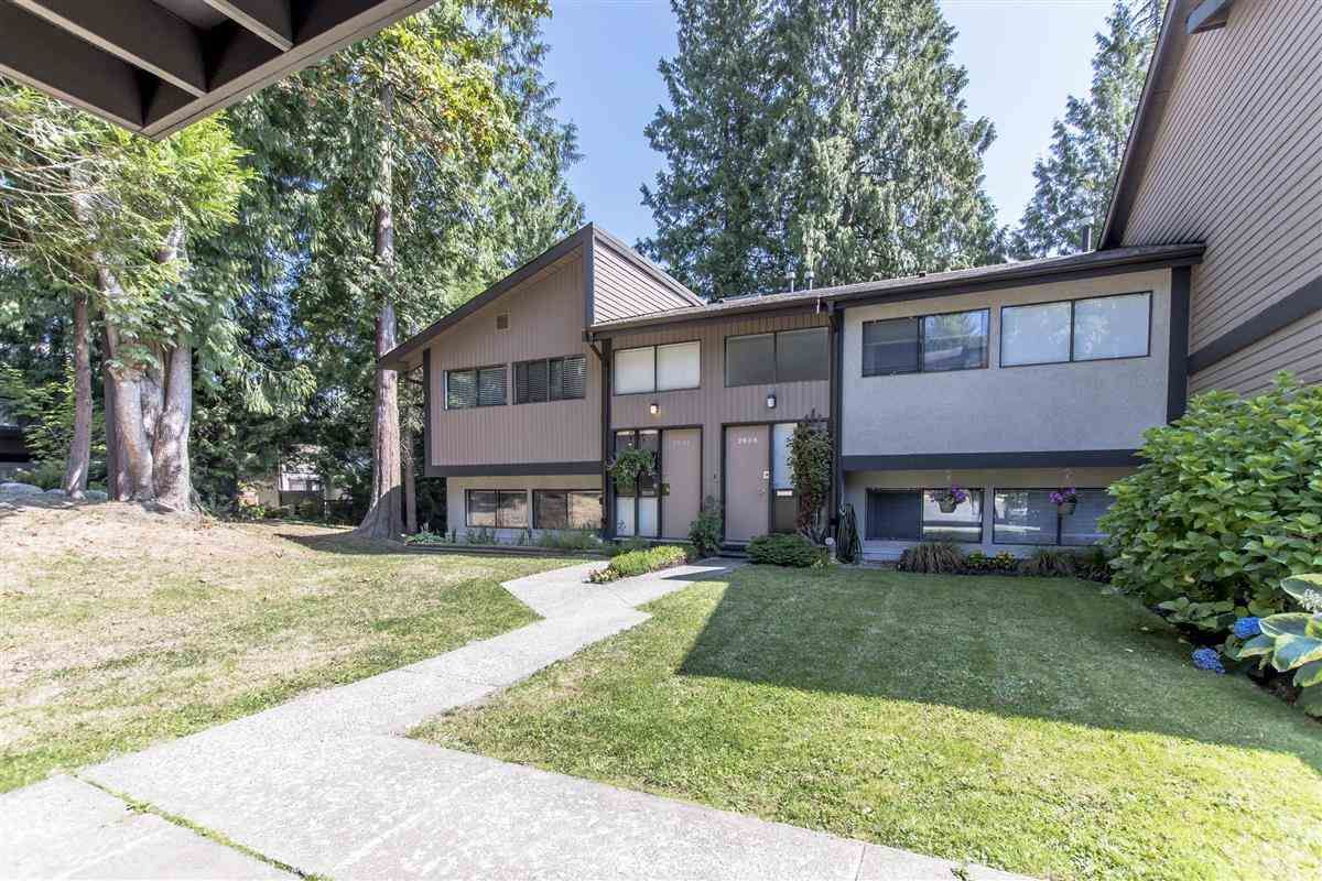 """Main Photo: 2934 ARGO Place in Burnaby: Simon Fraser Hills Townhouse for sale in """"Simon Fraser Hills"""" (Burnaby North)  : MLS®# R2395003"""