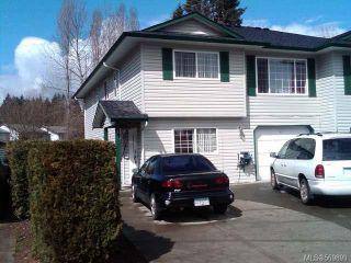 Photo 1: 1999A NOORT PLACE in COURTENAY: Z2 Courtenay City Half Duplex for sale (Zone 2 - Comox Valley)  : MLS®# 569899