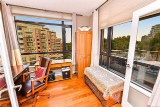 Photo 12: 605 788 Humboldt St in Victoria: Vi Downtown Condo for sale : MLS®# 857154