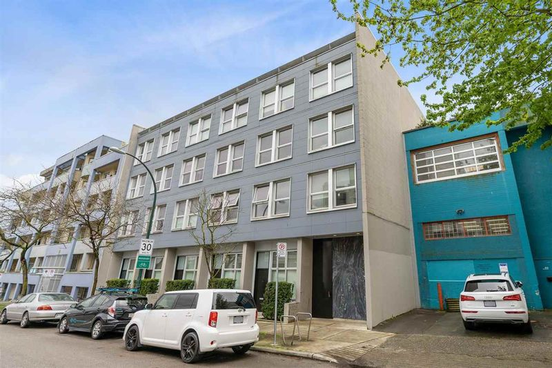 FEATURED LISTING: 205 - 626 ALEXANDER Street Vancouver