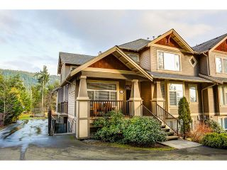 Photo 1: 2634 SUNNYSIDE ROAD: Anmore 1/2 Duplex for sale (Port Moody)  : MLS®# R2030696
