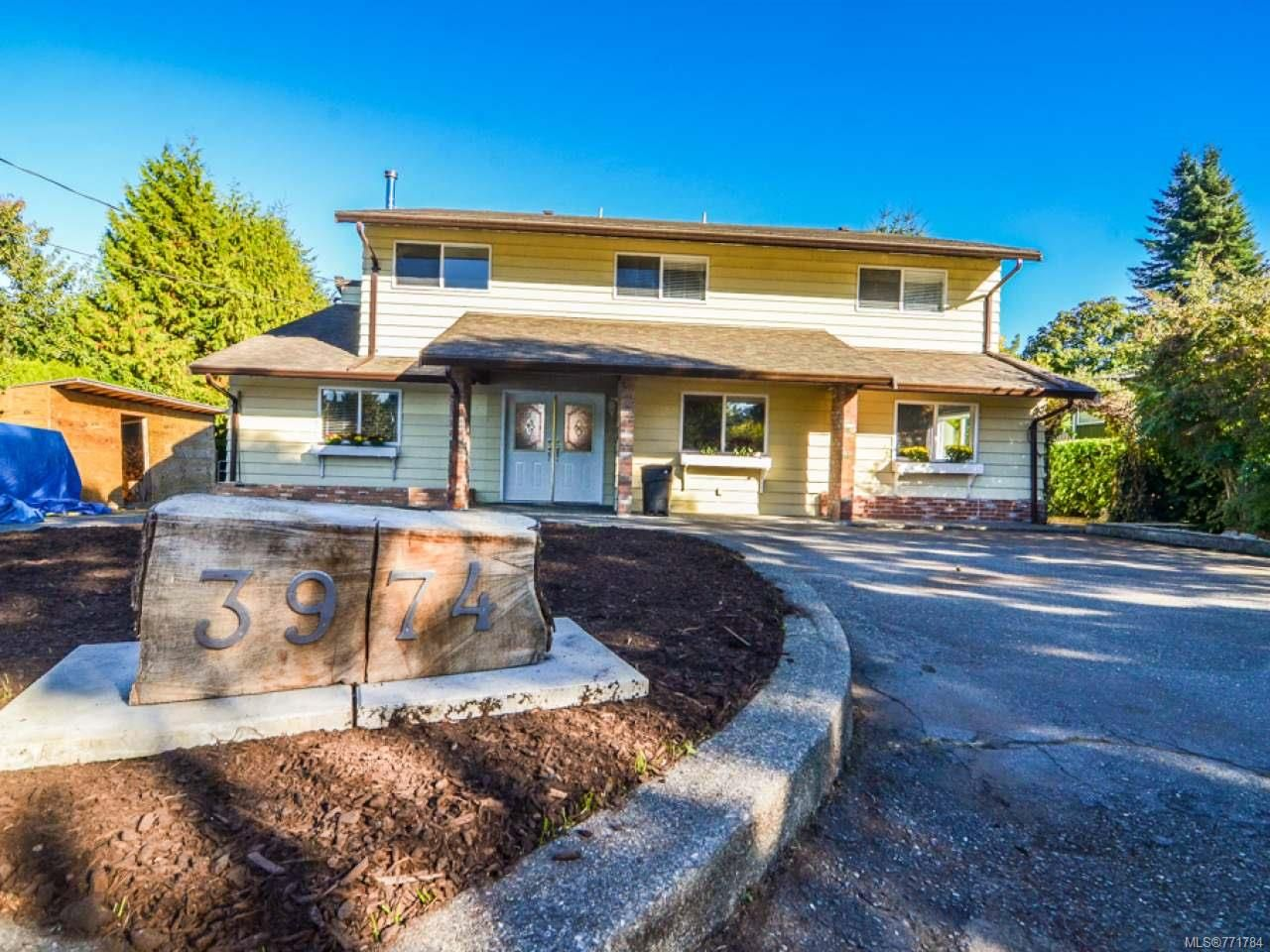 Main Photo: 3974 Dillman Rd in CAMPBELL RIVER: CR Campbell River South House for sale (Campbell River)  : MLS®# 771784