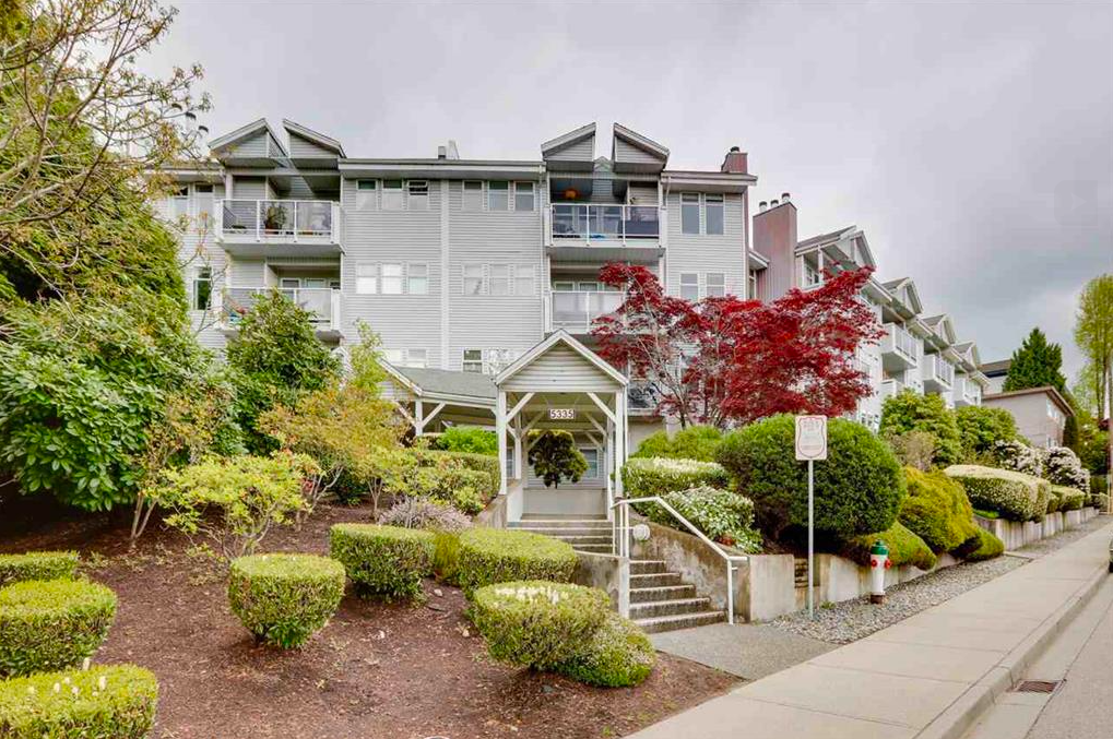 Main Photo: 308 5335 HASTINGS Street in Burnaby North: Capitol Hill BN Condo for sale : MLS®# r2574520