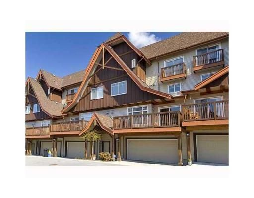 Main Photo: # 65 2000 PANORAMA DR in Port Moody: Heritage Woods PM Townhouse for sale : MLS®# V881767