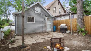 Photo 33: 316 J Avenue North in Saskatoon: Westmount Residential for sale : MLS®# SK868395