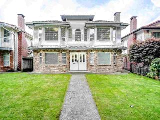 Photo 1: 5770 ST. MARGARETS Street in Vancouver: Killarney VE House for sale (Vancouver East)  : MLS®# R2486517