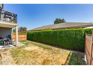"""Photo 36: 9 8880 NOWELL Street in Chilliwack: Chilliwack E Young-Yale Townhouse for sale in """"Parkside Place"""" : MLS®# R2607248"""