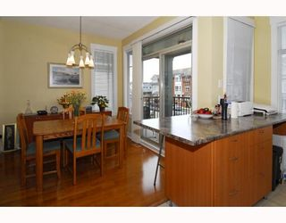"""Photo 8: 16 6233 BIRCH Street in Richmond: McLennan North Townhouse for sale in """"HAMPTONS PLACE"""" : MLS®# V634898"""