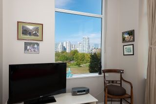 """Photo 29: 410 181 W 1ST Avenue in Vancouver: False Creek Condo for sale in """"The Brook"""" (Vancouver West)  : MLS®# R2614809"""