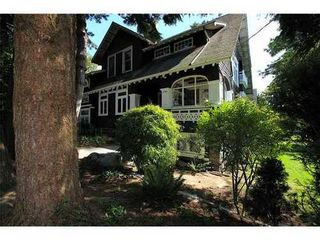 Photo 1: 2590 2ND Ave W in Vancouver West: Kitsilano Home for sale ()  : MLS®# V950233