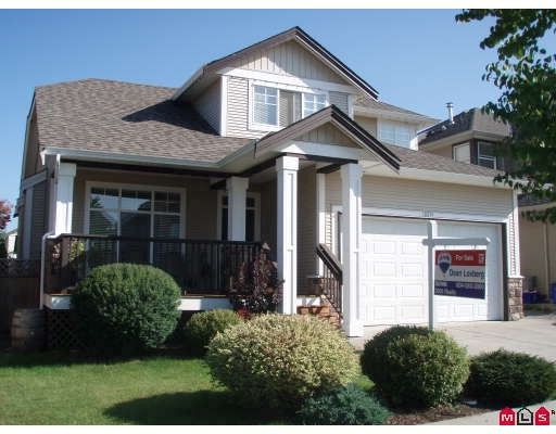 """Main Photo: 18891 68A Avenue in Surrey: Clayton House for sale in """"Clayton Village"""" (Cloverdale)  : MLS®# F2919387"""