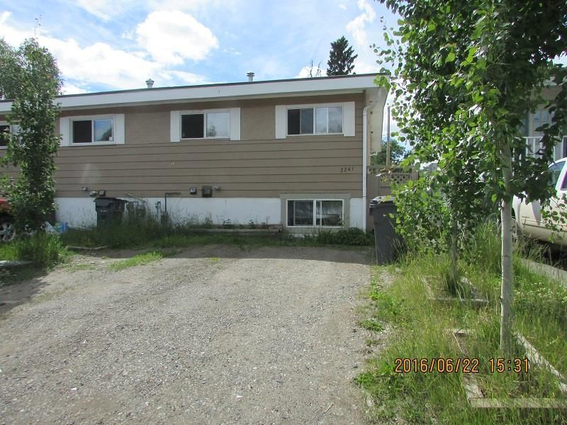 Photo 1: Photos: 2241 NORWOOD Street in Prince George: VLA 1/2 Duplex for sale (PG City Central (Zone 72))  : MLS®# R2084011