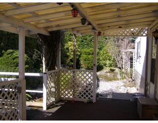 """Photo 6: 7 4116 BROWNING Road in Sechelt: Sechelt District Manufactured Home for sale in """"ROCKLAND WYND"""" (Sunshine Coast)  : MLS®# V759648"""