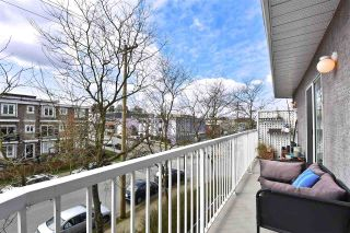 """Photo 12: 402 2023 FRANKLIN Street in Vancouver: Hastings Condo for sale in """"Leslie Point"""" (Vancouver East)  : MLS®# R2152702"""