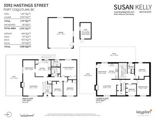 Photo 15: 3392 HASTINGS Street in Port Coquitlam: Woodland Acres PQ House for sale : MLS®# R2590842