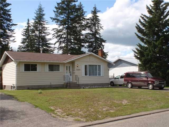 """Main Photo: 7629 KINGSLEY in Prince George: Lower College House for sale in """"LOWER COLLEGE HEIGHTS"""" (PG City South (Zone 74))  : MLS®# N212294"""