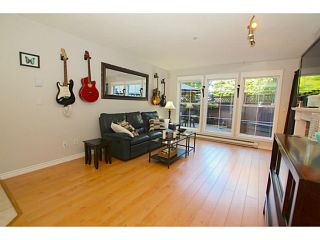 """Photo 3: 110 888 GAUTHIER Avenue in Coquitlam: Coquitlam West Condo for sale in """"LA BRITTANY"""" : MLS®# V1074364"""