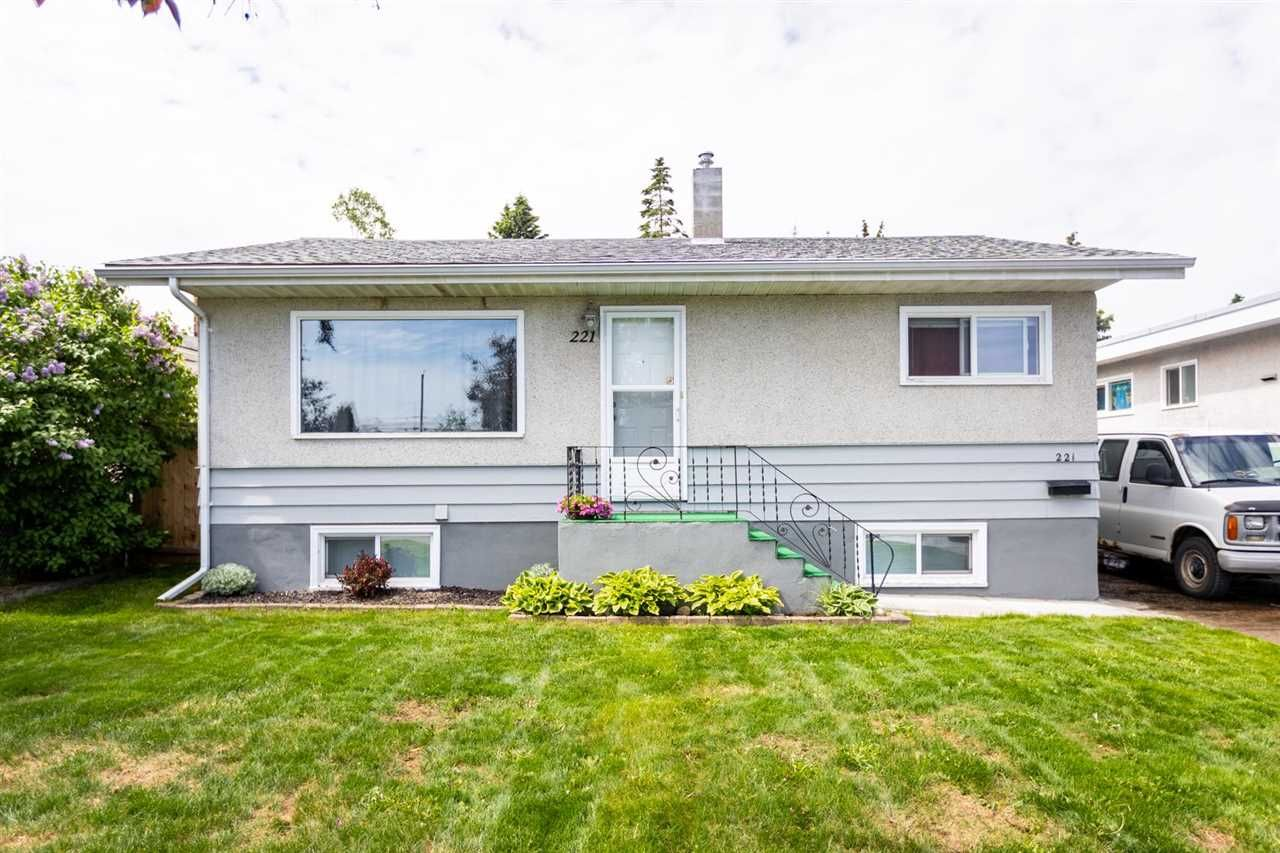 Main Photo: 221 S MOFFAT Street in Prince George: Quinson House for sale (PG City West (Zone 71))  : MLS®# R2589461