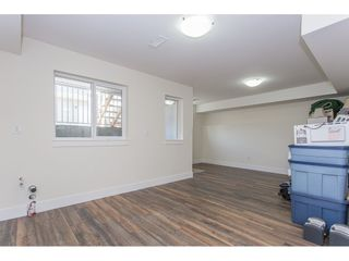 """Photo 16: 8615 CEDAR Street in Mission: Mission BC Condo for sale in """"Cedar Valley Row Homes"""" : MLS®# R2199726"""