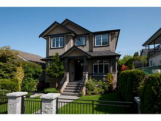 Photo 1: 3559 DUNDAS Street in Vancouver: Hastings East House for sale (Vancouver East)  : MLS®# V1067924