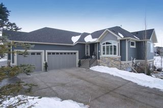 Photo 1: 1 Cimarron Estates Gate: Okotoks Detached for sale : MLS®# A1059607