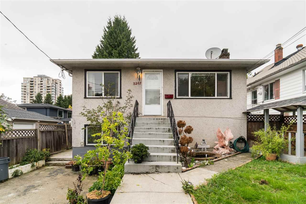 "Main Photo: 5267 HOY Street in Vancouver: Collingwood VE House for sale in ""COLLINGWOOD"" (Vancouver East)  : MLS®# R2542191"