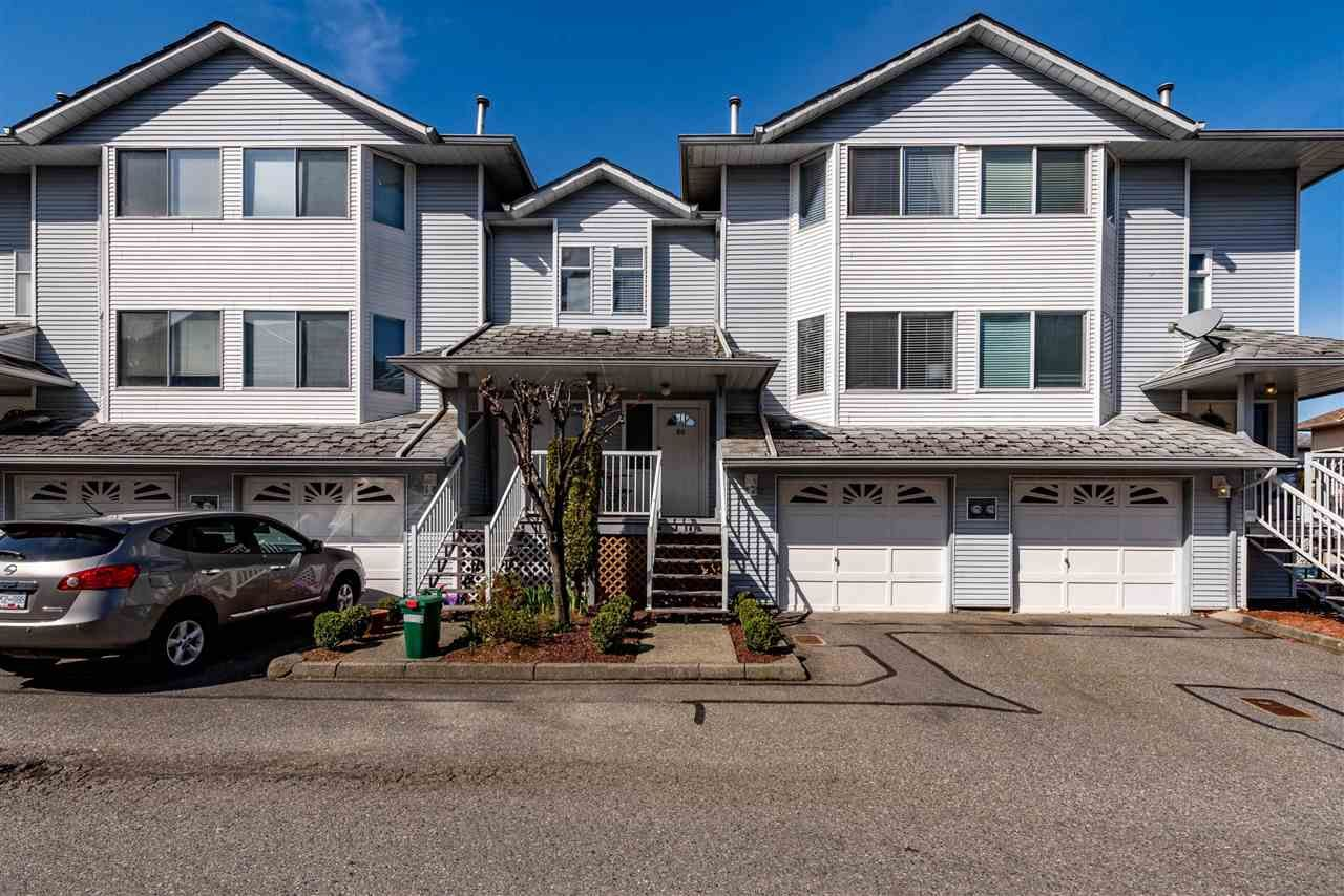 """Main Photo: 66 3087 IMMEL Street in Abbotsford: Central Abbotsford Townhouse for sale in """"Clayburn Estates"""" : MLS®# R2561687"""