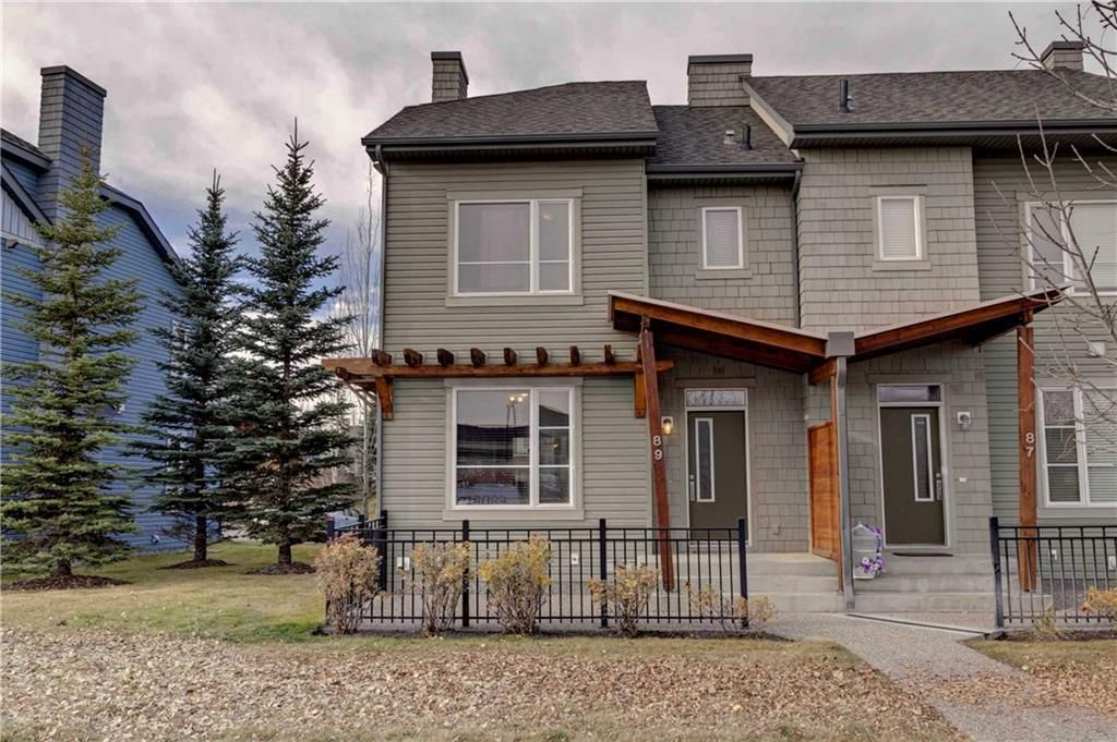 Main Photo: 89 CHAPALINA Square SE in Calgary: Chaparral Row/Townhouse for sale : MLS®# C4214901