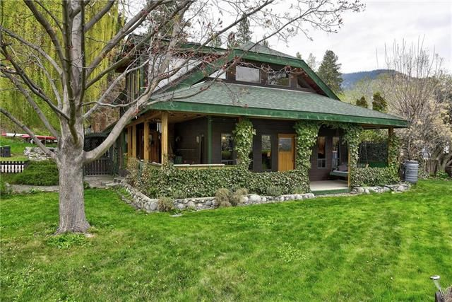 Main Photo: 3950 Williams Street: Peachland House for sale : MLS®# 10181184