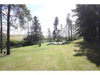 Photo 1: 270020 RGE RD 45 in COCHRANE: Rural Rocky View MD Residential Detached Single Family for sale : MLS®# C3503271