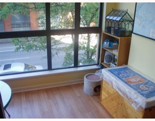 """Photo 5: 205 488 HELMCKEN Street in Vancouver: Downtown VW Condo for sale in """"ROBINSON TOWER"""" (Vancouver West)  : MLS®# V769020"""