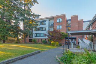 Photo 1: 307 520 Foster St in Esquimalt: Es Saxe Point Condo for sale : MLS®# 854189
