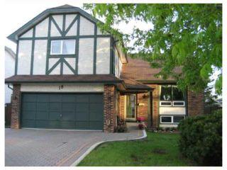 Photo 1: 18 BARBARA in WINNIPEG: Charleswood Residential for sale (South Winnipeg)  : MLS®# 2810723