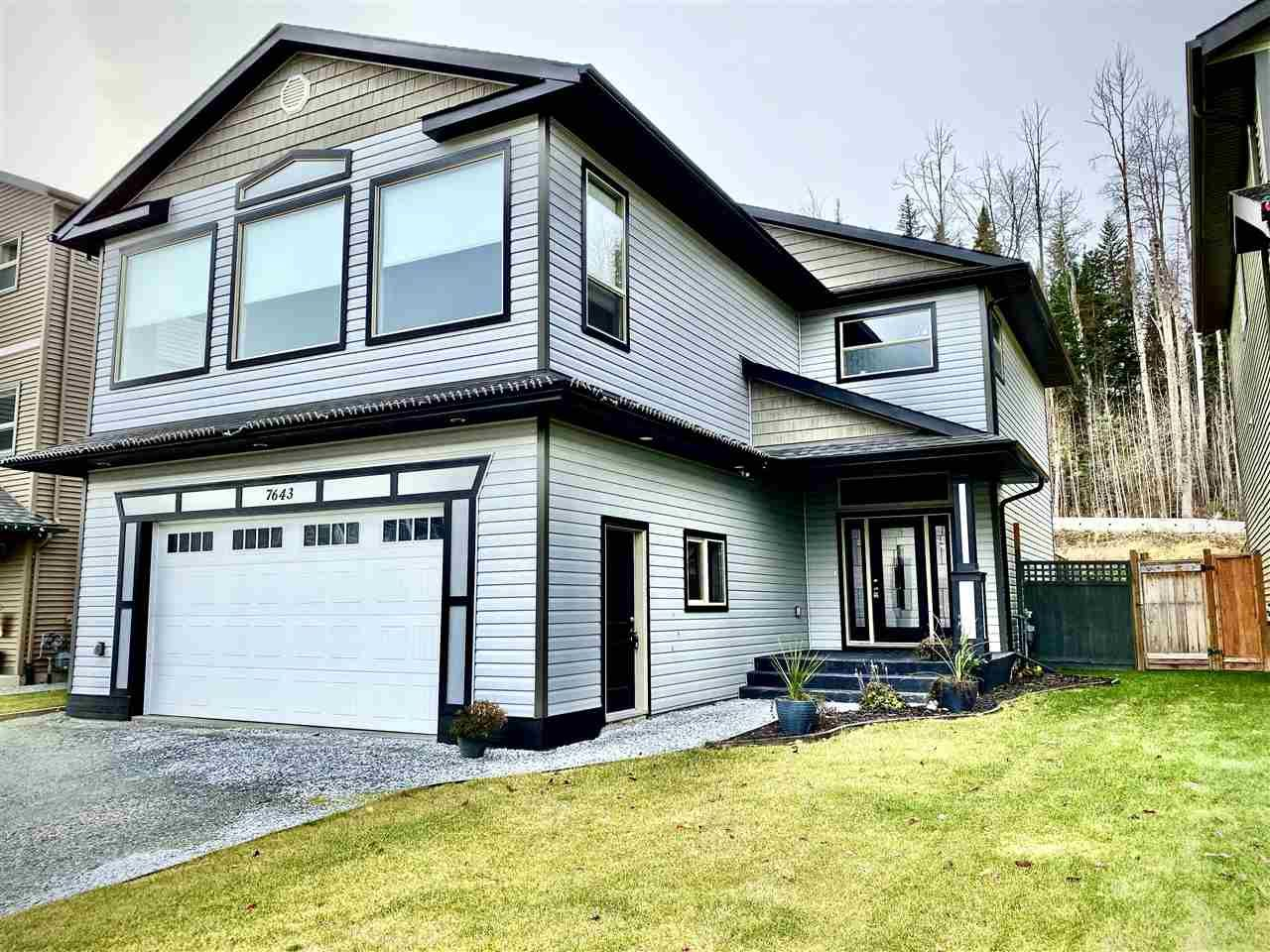 Main Photo: 7643 STILLWATER Crescent in Prince George: Lower College House for sale (PG City South (Zone 74))  : MLS®# R2450790