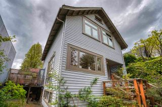 Photo 2: 2321 YEW Street in Vancouver: Kitsilano House for sale (Vancouver West)  : MLS®# R2593944