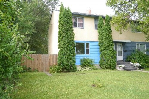 Main Photo: 7 Rampart Bay in Winnipeg: Townhouse for sale