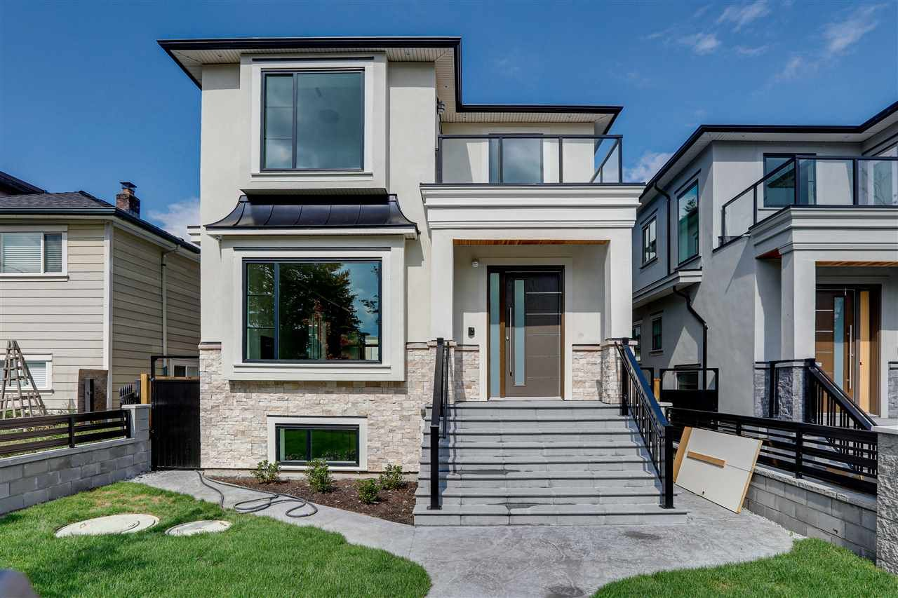 Main Photo: 2991 TURNER Street in Vancouver: Renfrew VE House for sale (Vancouver East)  : MLS®# R2374421