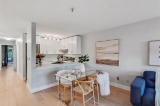 Photo 2: 108 2020 W 8 AVENUE in Vancouver: Kitsilano Townhouse for sale (Vancouver West)  : MLS®# R2585715