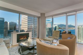 """Photo 4: 3202 667 HOWE Street in Vancouver: Downtown VW Condo for sale in """"Private Residences at Hotel Georgia"""" (Vancouver West)  : MLS®# R2620070"""
