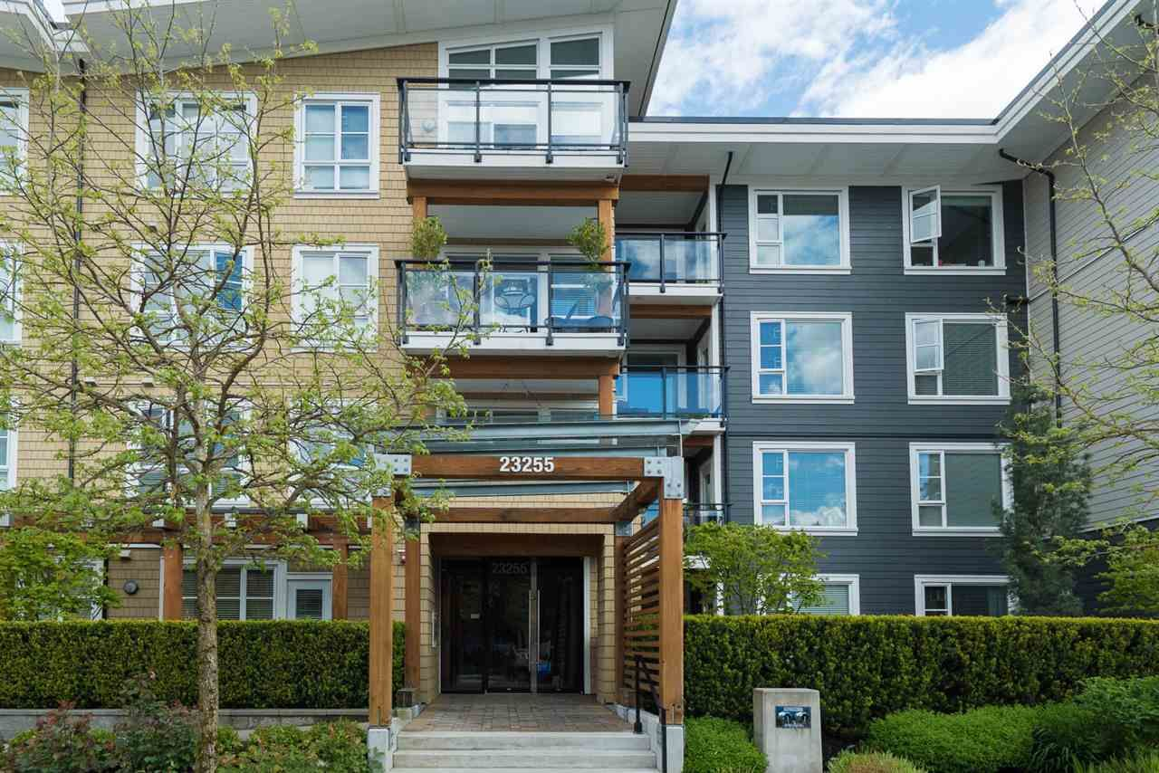 """Main Photo: 402 23255 BILLY BROWN Road in Langley: Fort Langley Condo for sale in """"The Village at Bedford Landing"""" : MLS®# R2165440"""