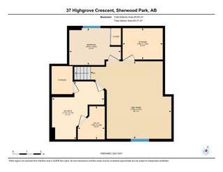 Photo 48: 37 HIGHGROVE Crescent: Sherwood Park House for sale : MLS®# E4265707