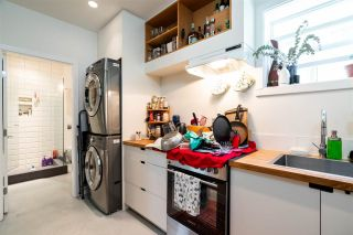 """Photo 24: 201 E 19TH Street in North Vancouver: Central Lonsdale House for sale in """"Finlay's Row"""" : MLS®# R2591250"""