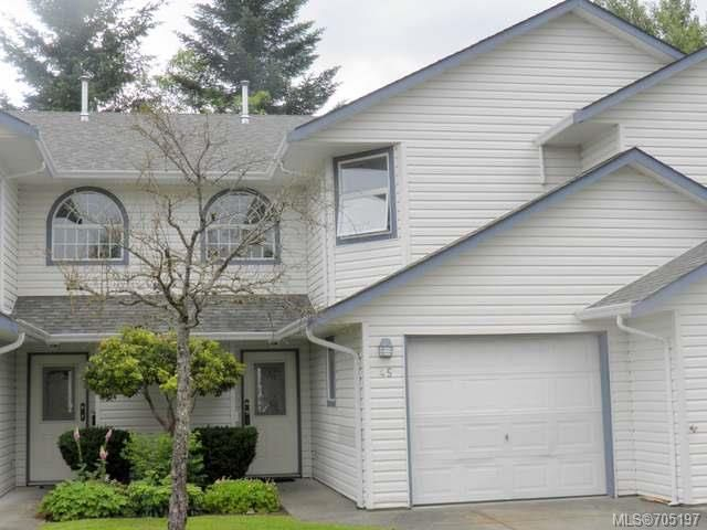 Main Photo: 45 2355 Valley View Dr in COURTENAY: CV Courtenay East Row/Townhouse for sale (Comox Valley)  : MLS®# 705197