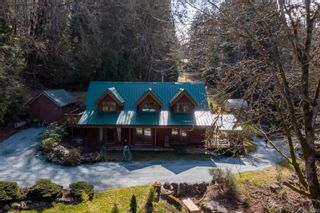 Photo 2: 448 CUFRA Trail in : Isl Thetis Island House for sale (Islands)  : MLS®# 871550