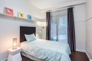 Photo 12: 109 101 MORRISSEY ROAD in Port Moody: Port Moody Centre Condo for sale : MLS®# R2138128