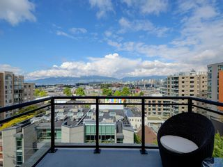"Photo 17: 906 1650 W 7TH Avenue in Vancouver: Fairview VW Condo for sale in ""Virtu"" (Vancouver West)  : MLS®# R2307388"